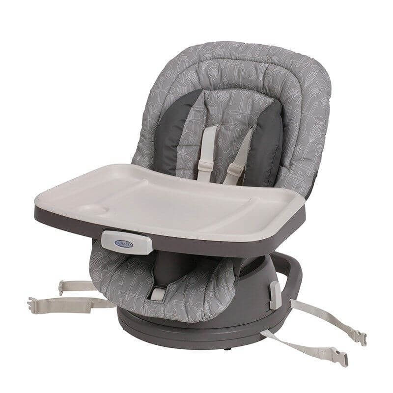 Swivi 3-in-1 Booster Seat- Whisk
