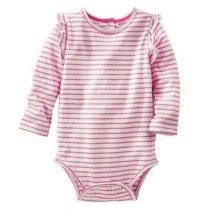 Sparkle stripe bodysuit