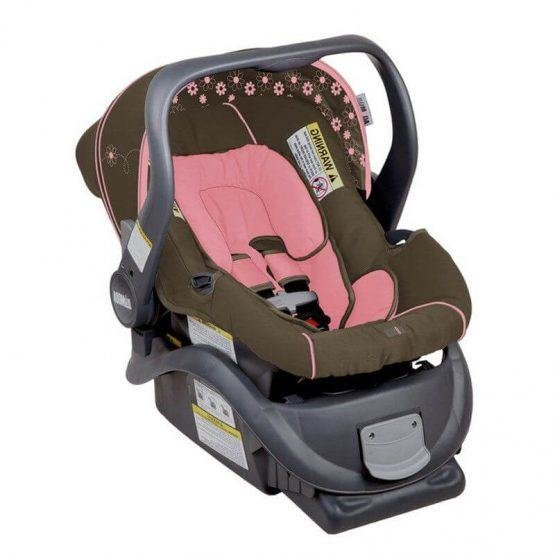 Certo Infant Car Seat – Browny Rose