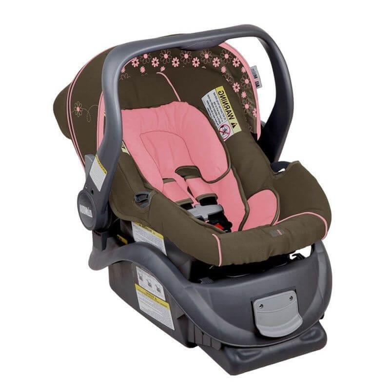 Certo Infant Car Seat – Browny Rose