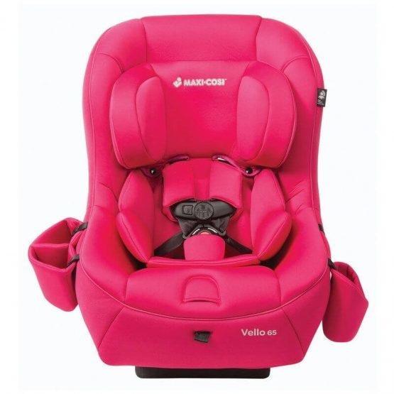 Vello 65 Convertible Car Seat- Pink