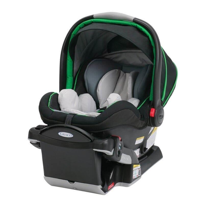 Snugride 40 Car Seat – Fern