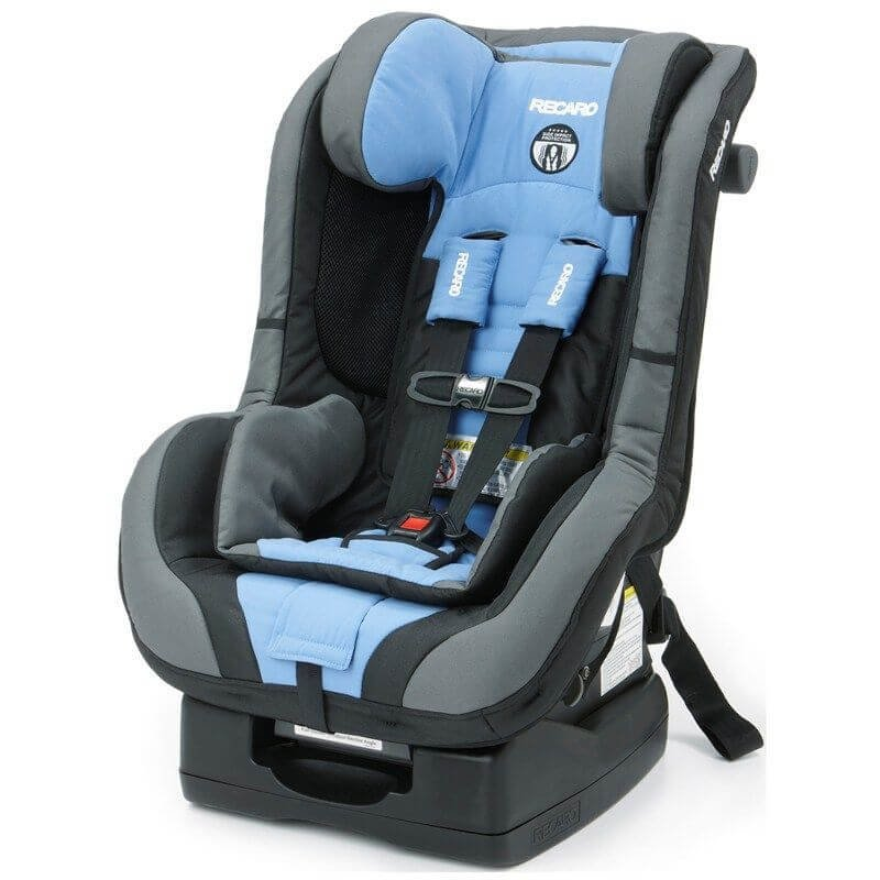 ProRide Car Seat – Blue Opal