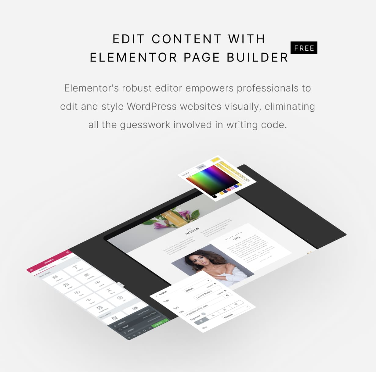 Luchiana - Elementor Page Builder